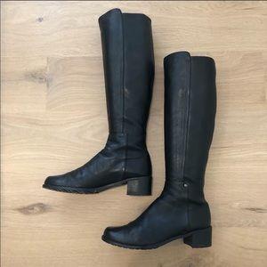 🌱STUART WEITZMAN Leather Boots 🌱